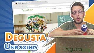 Günstige Lebensmittel Abobox für 7,99€ - Degustabox unboxing Juli 2018   DealDoktor