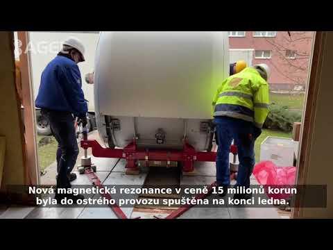 Video: Prostějovská nemocnice investovala do vlastní magnetické rezonance