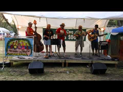 The Happy Enchalata 2012 - Good Old Fashioned Bluegrass Festival