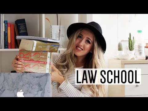 BACK TO (LAW) SCHOOL/UNIVERSITY STUDY TIPS
