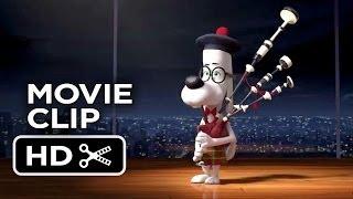 Mr Peabody & Sherman Movie CLIP  Talented Mr Peabody 2014  Animated Movie HD