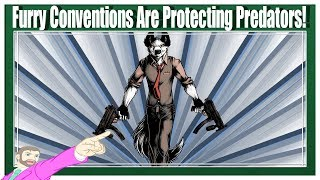 Boneitis Talks About Furry Conventions Protecting Convicted Pedophiles - LIVE