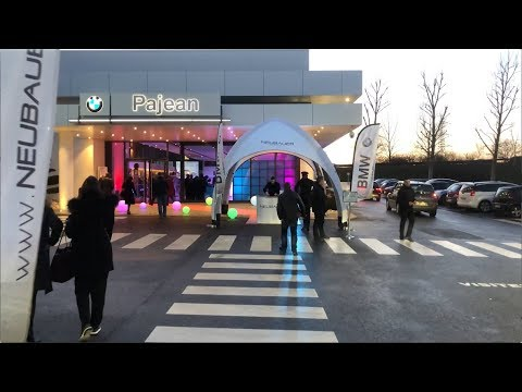 BMW - Inauguration concession PAJEAN