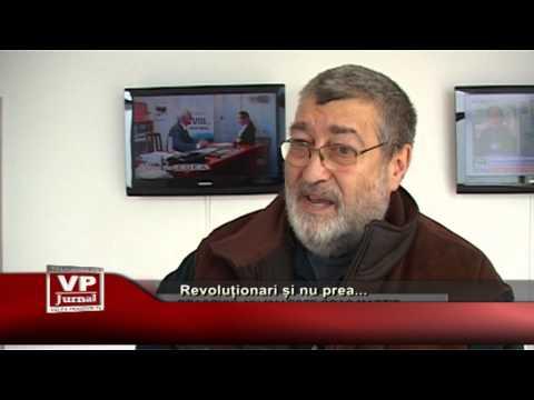 Revoluționari și nu prea…