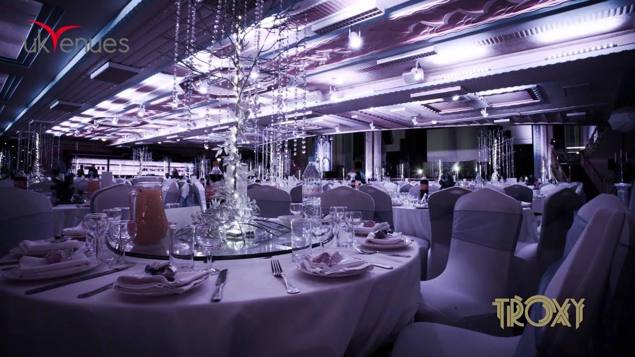 Asian banqueting venues