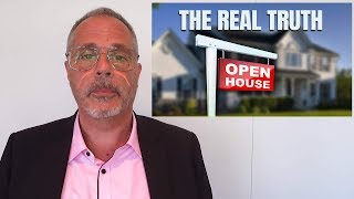 The Truth about Open Houses and Why Realtors Do Them