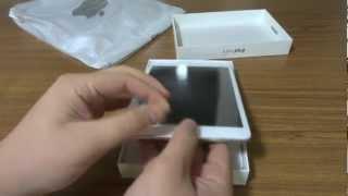 iPad Mini Kutu Açılımı