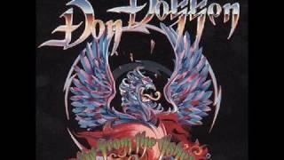 Don Dokken - Down In Flames