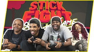 CRAZY INTENSE FIGHTS! WHO WILL COME OUT ON TOP?! - Stick Fight Gameplay