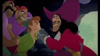 Disney Villain Tribute 03 - Hook is a Pirate