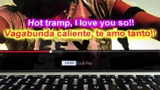 Joan Jett & The Blackhearts - Rebel, Rebel (Karaoke Version)