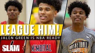 JALEN GREEN is NBA READY! 🤯 Junior Season Highlights!🔥