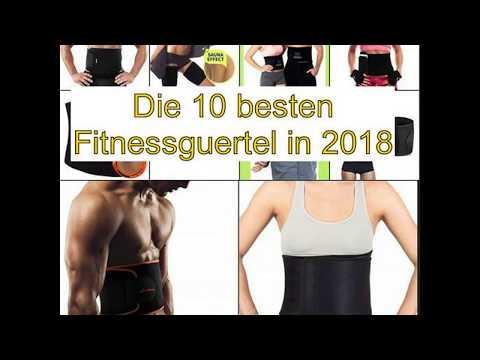 Die 10 besten Fitnessguertel in 2018