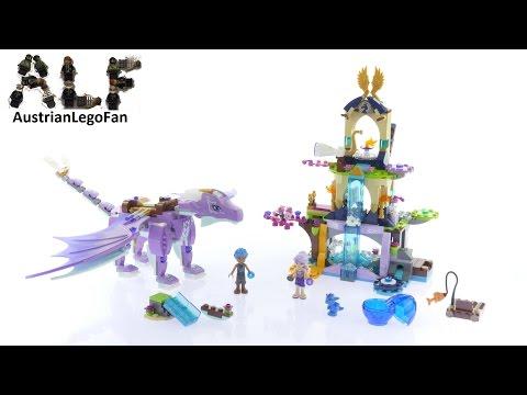 Vidéo LEGO Elves 41178 : Le sanctuaire du dragon