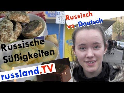 Top5 Russische Süßigkeiten [Video]