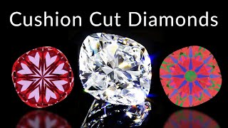 An Overview Of Various Cushion Cut Diamonds