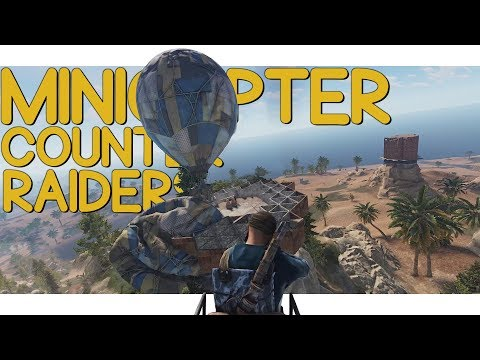 Steam Community :: Video :: Rust - The MiniCopter Counter Raiders!