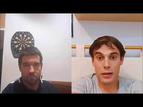 Entrevista con Adán Pérez, jugador del CD Teruel