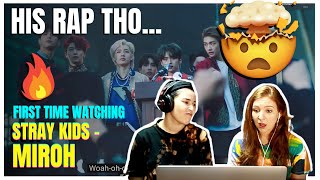 """Wow! Musicians React to Stray Kids """"MIROH"""" M/V"""
