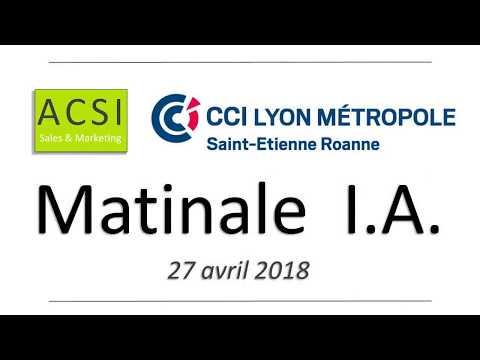 2018 04 27 Conférence IA CCI ACSI