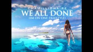 NEW 2011 Chamillionaire - We All Done Freestlye (SCREWED)