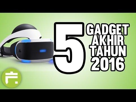 Video FLASH TOP 5: Gadget Wajib Akhir Tahun 2016