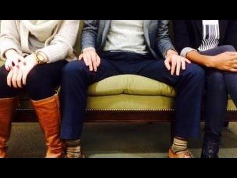 Video Posisi Duduk Pria Yang Sangat Disukai Wanita