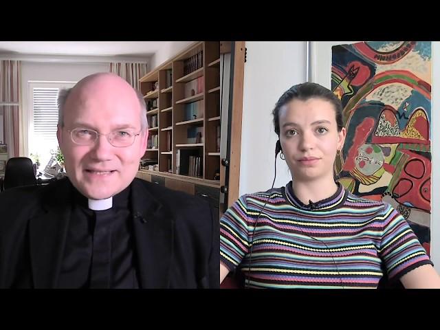 Katharina und Bischof Helmut - Zwiegespräche in Zeiten von Corona Teil 2