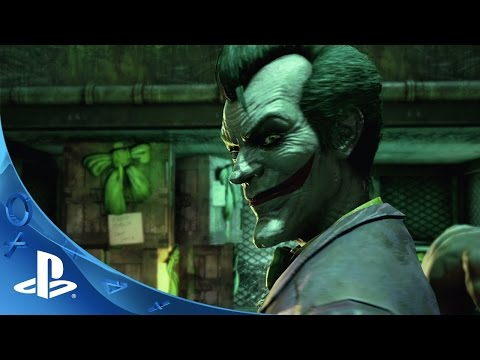 Batman: Return to Arkham - Welcome to the Madhouse Trailer | PS4 thumbnail