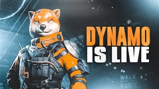 PUBG MOBILE LIVE WITH DYNAMO GAMING | EVENING SHORT CHILL STREAM