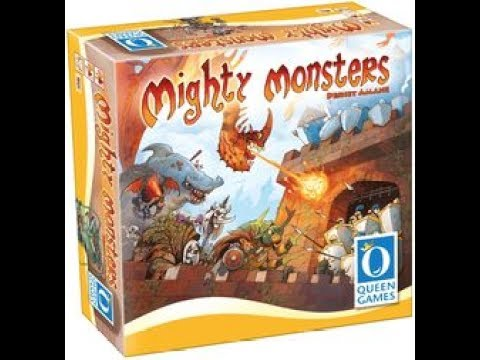 The Purge: # 1370 Mighty Monsters: Queenie 1: Personal Powers for Powerful Monsters Plowing through the Castle Guards