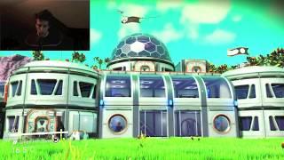 AWESOME No Man's Sky Base!