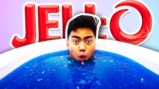 JELLO BATH CHALLENGE!