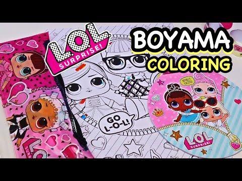 Lol Bebek Boyama Lol Surprise Stylin Studio Hairgoals Diy Craft