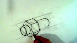 Nuts and Bolts Drawing PART 1