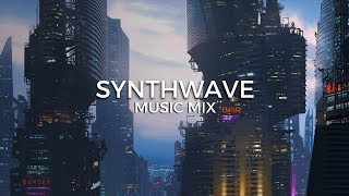 Best of Synthwave Music Mix   Future Fox