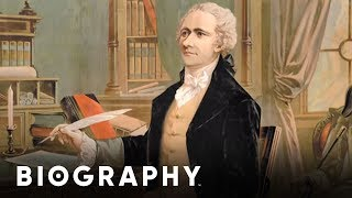 Alexander Hamilton - Author of The Federalist Papers & First Secretary of Treasury | Mini Bio | BIO