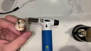 How To Clean A PuffCo Peak Ceramic Bowl