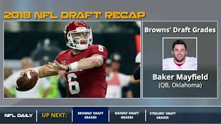 Cleveland Browns 2018 NFL Draft Grades And Analysis