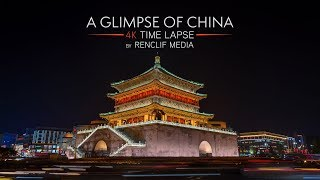 Video : China : A glimpse of China - a 1 minute time-lapse film