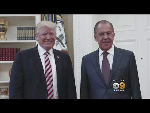 Reports: Trump Shared Highly Classified Information With Russians