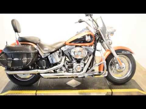 2008 Harley-Davidson Heritage Softail® Classic in Wauconda, Illinois