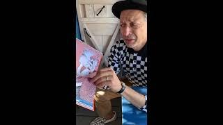 Jeff Goldblum Reads Kids' Book During Self-Isolation (COVID-19)