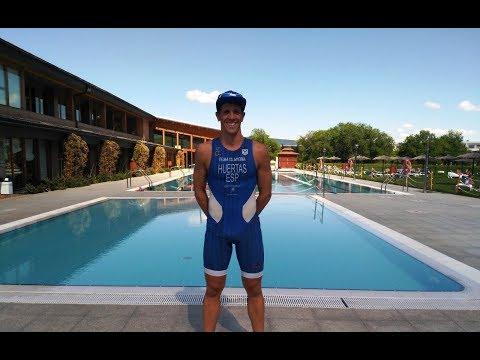 Incorporación definitiva de David Huertas al Proyecto Olimpiadas 2024 TeamClaveria