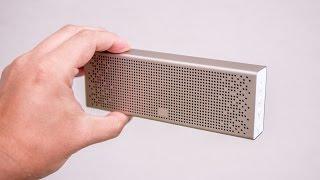 Xiaomi Mi - best ultraportable mini speaker below 40$?