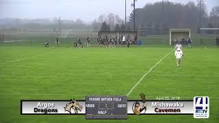 Argos Lacrosse vs Mishawaka
