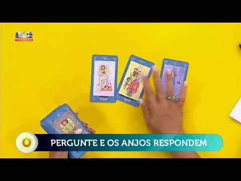 PREVISÕES DO DIA + RESPOSTA DOS ANJOS