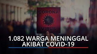 Update Corona Sumbar Senin, 14 Juni 2021 Total 1 082 Warga Sumbar Meninggal Akibat Covid 19
