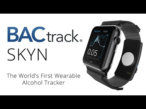 Bactrack Skyn Makes Tracking Your Drinking Effortless It Measures The Alcohol Coming From Skin And Gives You An Estimate Of Level In