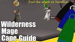 Mage Arena Guide [God Cape + Spells]